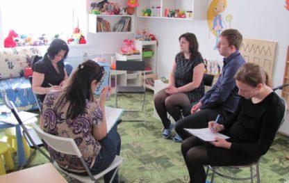 Бесплатный семинар для родителей. Проводит Дашковская Е.В.
