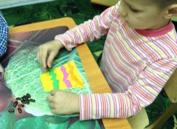 Занятия в студии «Азбука цвета»