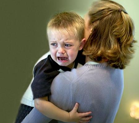 Трудности характера ребенка